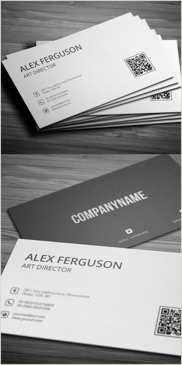 Good Business Card Layout Minimal Business Card Design Businesscard Branding Psdte