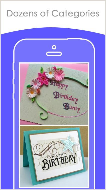 Good Card Designs Creative B Day Cards