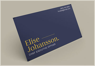 Good Fonts For Business Cards What Is The Best Font For Your Business Card 5