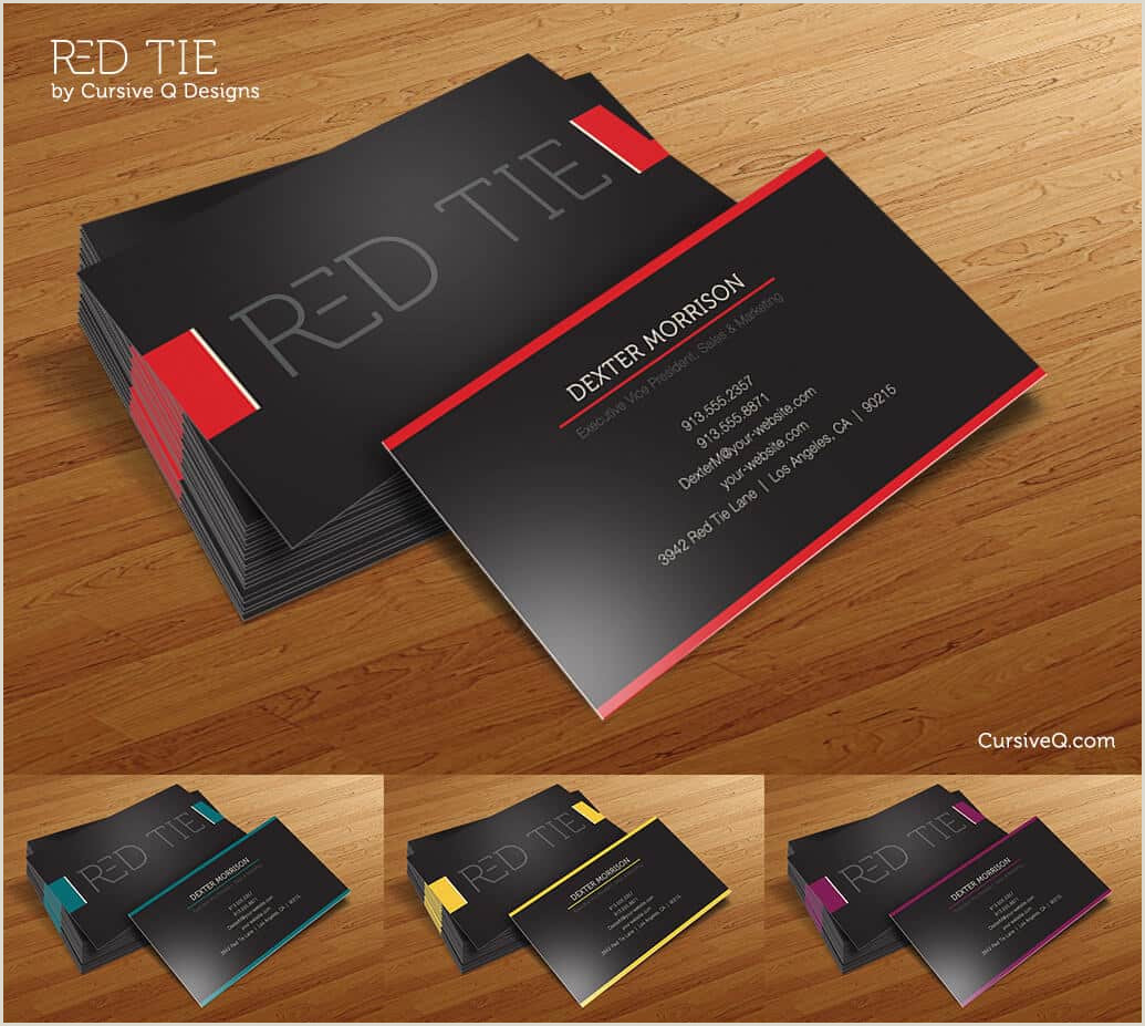 Good Looking Business Cards 75 Free Business Card Templates That Are Stunning Beautiful