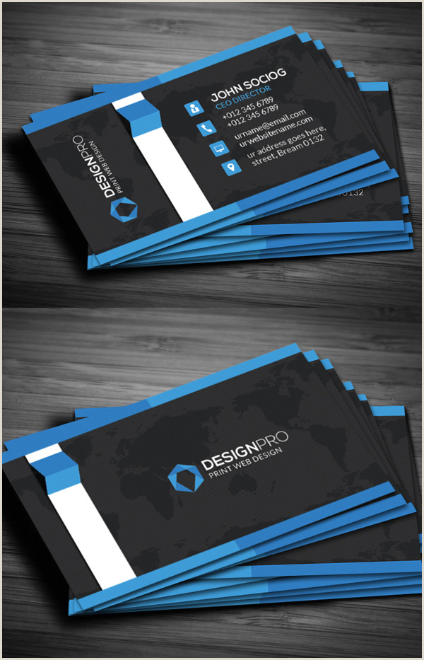 Graphic Design Business Cards Inspirations Modern Business Cards Design 26 Creative Examples