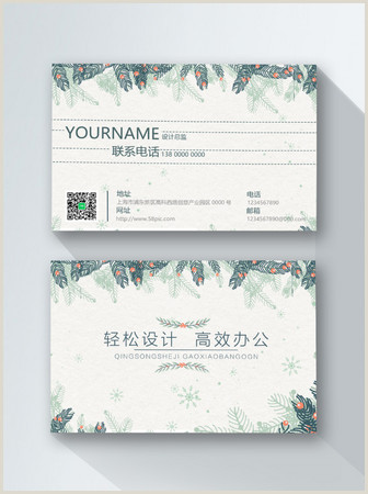Hand Drawn Business Cards Simple Hand Drawn Business Card Design Template