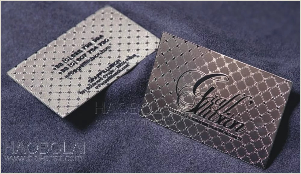 Hip Business Cards Us $59 0 Metal Business Cards Silver Iso Standard Printing Luxury Business Metal Card Free Design Business Card Rack Business Card Salebusiness Card