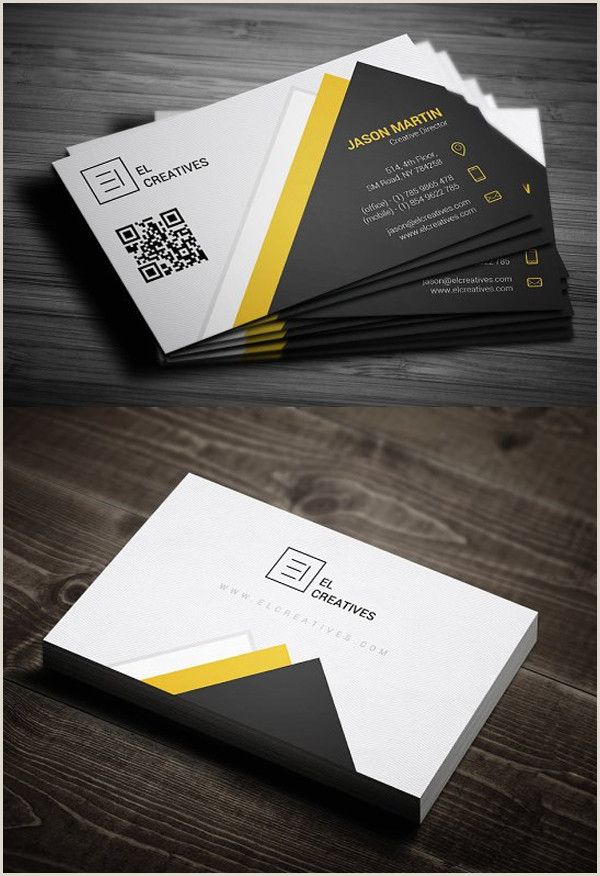 Holiday Business Cards Unique 80 Best Of 2017 Business Card Designs Design