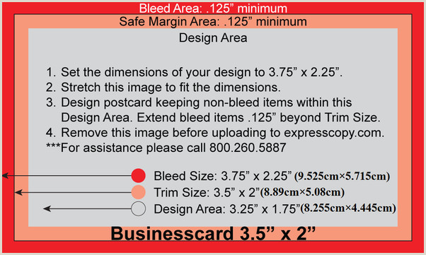 How Big Is A Business Card What Are The Dimensions Of The Business Card In Centimeters