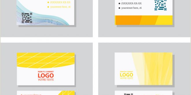 How to Make A Buisness Card Simple Business Card with Logo or Icon for Your