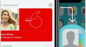 How to Make A Business Card Haystack Business Cards On the App Store