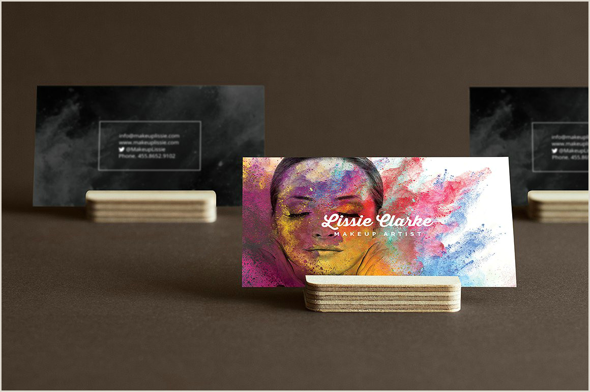 How To Make A Business Card Template How To Design Business Cards