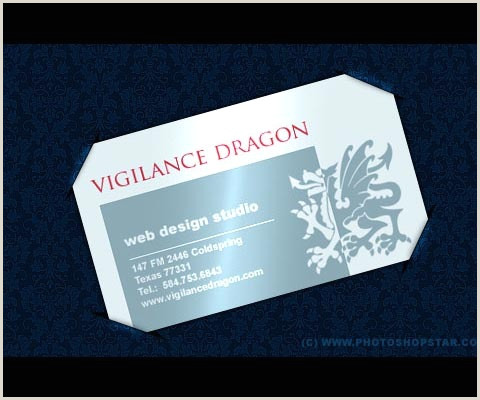 How To Make Professional Business Cards 30 Design Tutorials For Creating Professional Business Cards