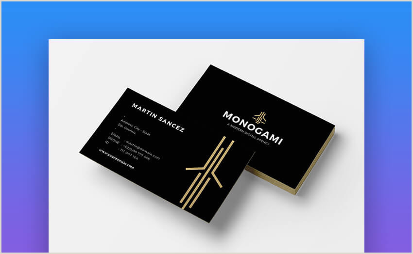 How To Make Professional Business Cards How To Make Great Business Card Designs Quick & Cheap With