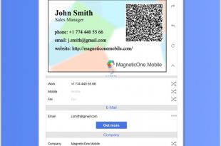 How to Make the Best Business Card Business Card Reader 4 Hubspot On the App Store