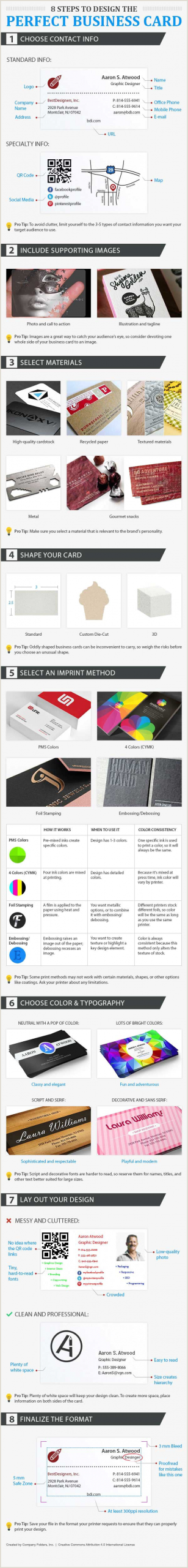 How To Make The Best Business Cards 5 Top Tips For Creating Business Card Designs