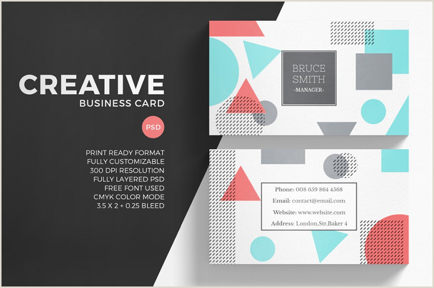 How To Make The Most Unique Business Cards How To Make Your Business Cards More Creative 19 Ideas For