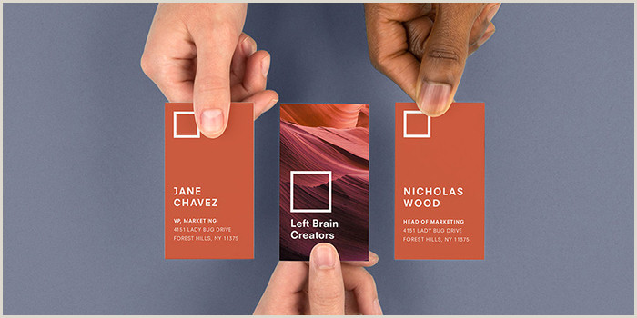 How To Upload Unique Backs To Business Cards On Moo How To Make Business Cards In 6 Steps Moo Blog