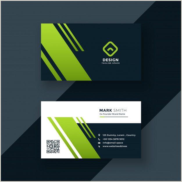 Idea Business Cards 25 Free Business Card Templates Idea Landing Blog