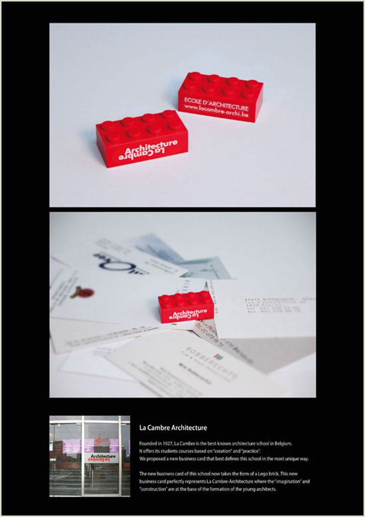 Idea Business Cards 50 Extraordinary Business Card Designs That You Ll Never Be