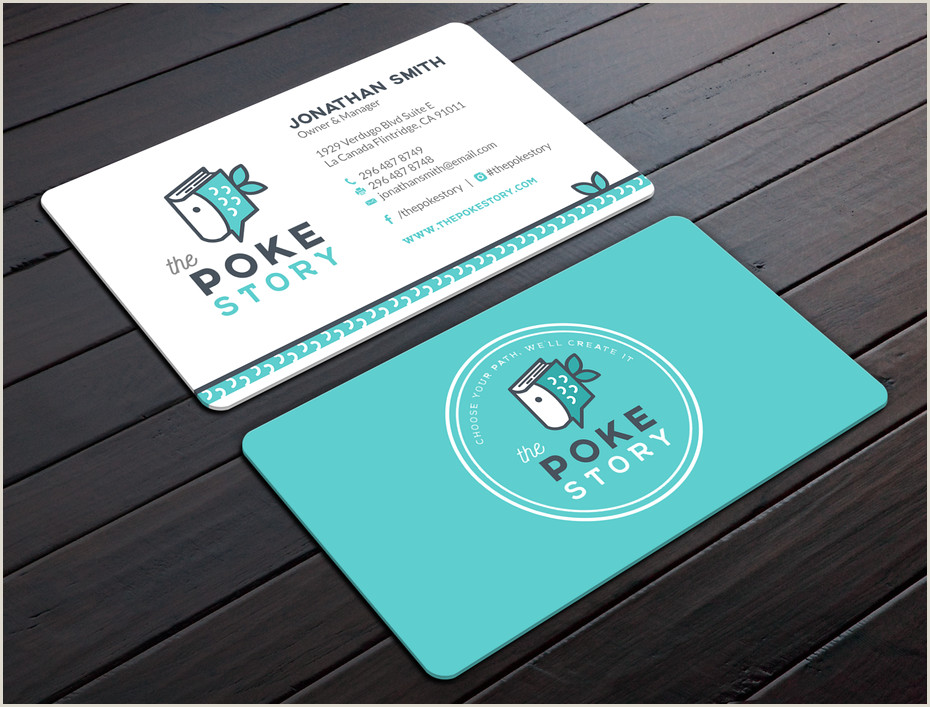 Ideas For Back Of Business Card The Back A Business Card