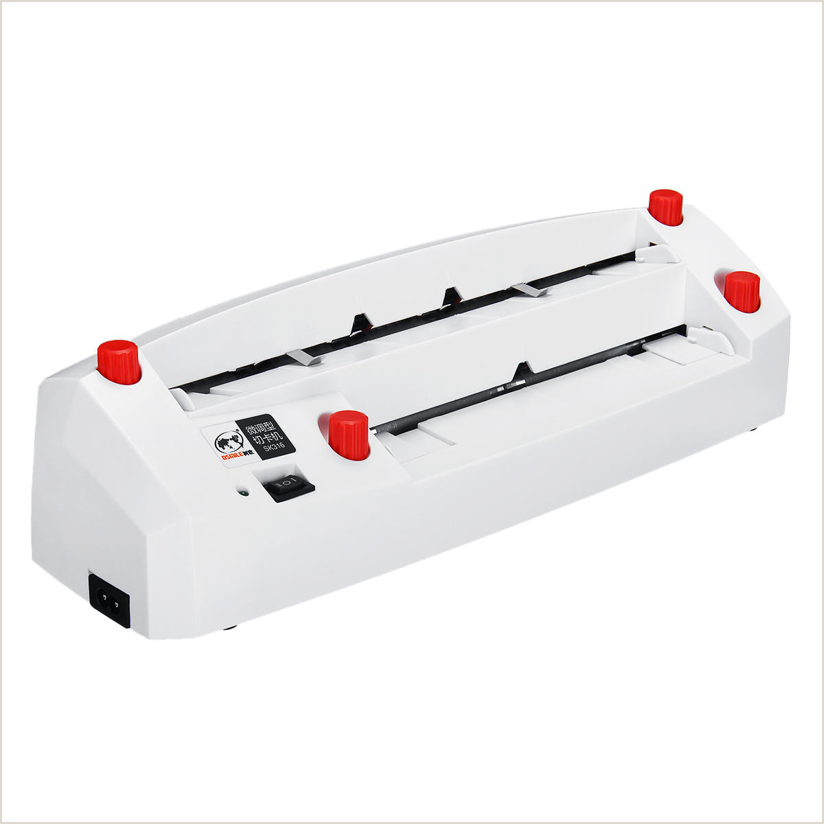 In Name Card Automatic Business Electric Card Cutter Name Card Slitter