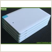 In Name Card Cable Built In Name Card Power Bank 2500mah Portable