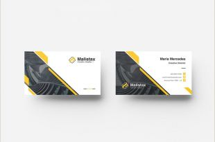 Industry Business Card Best Business Card Design 2020 – Think Digital