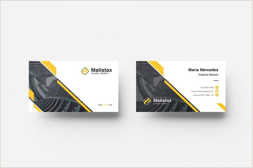 Industry Business Card Best Business Card Design 2020 – Think Digital