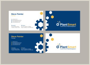 Industry Business Card Industry Business Cards