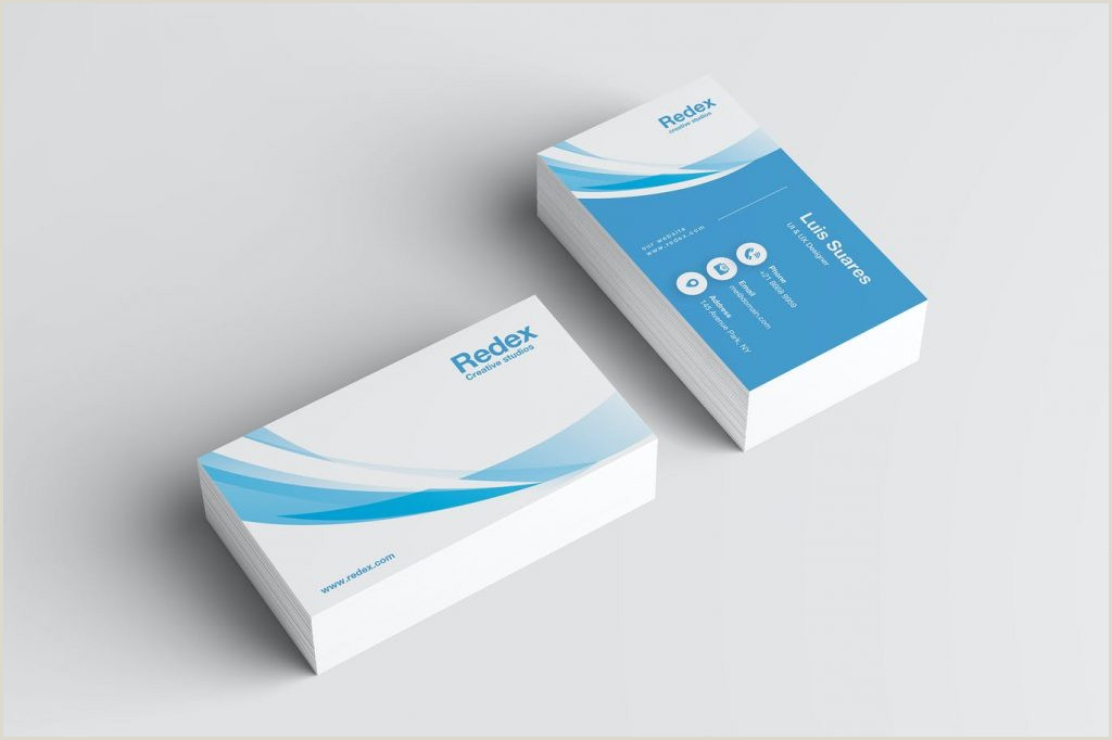 Info On A Business Card Best Business Card Design 2020 – Think Digital