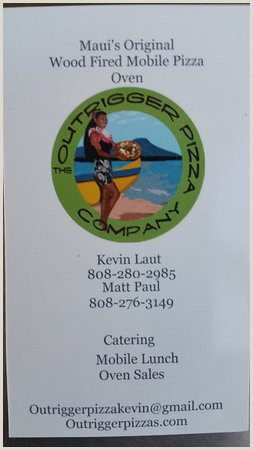 Info On A Business Card Business Card Kevin Is A Part Owner In The Pany Contact