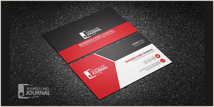 Information Business Cards Free Business Card Templates You Can Today