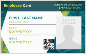 Information Card Template 100 Best Id Badge formats for Ms Word