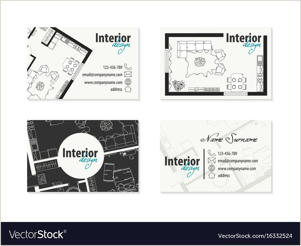Interior Design Business Card Ideas Business Cards For Interior Designers