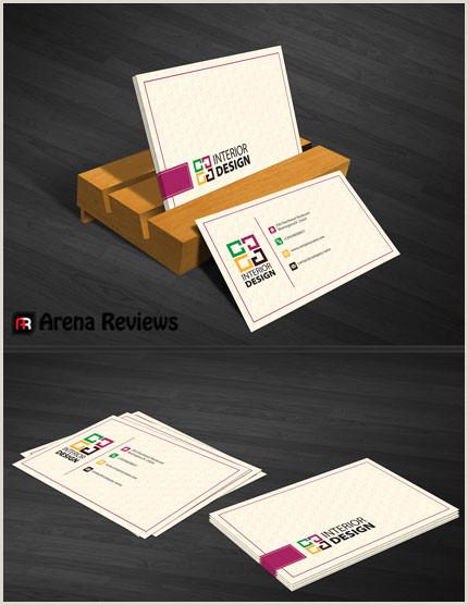 Interior Design Business Card Ideas Interior Design Business Card Template Free Download