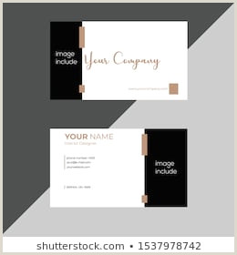 Interior Design Business Card Ideas Interior Designer Business Card Templates Stock