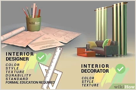 Interior Design Business Cards Templates Free How To Be E An Interior Decorator With Wikihow