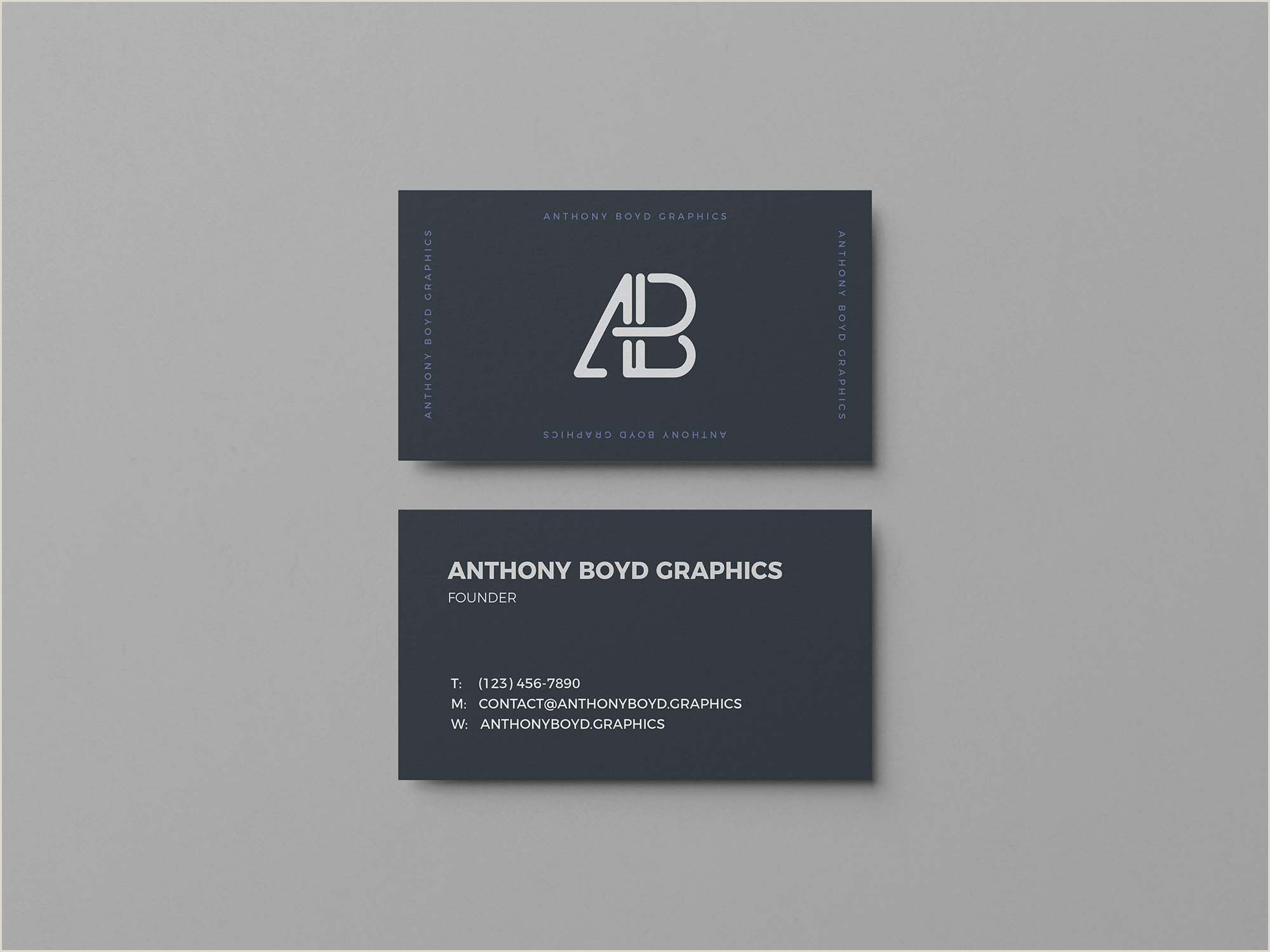 Keep Collective Business Card Template 100 Free Business Card Mockups