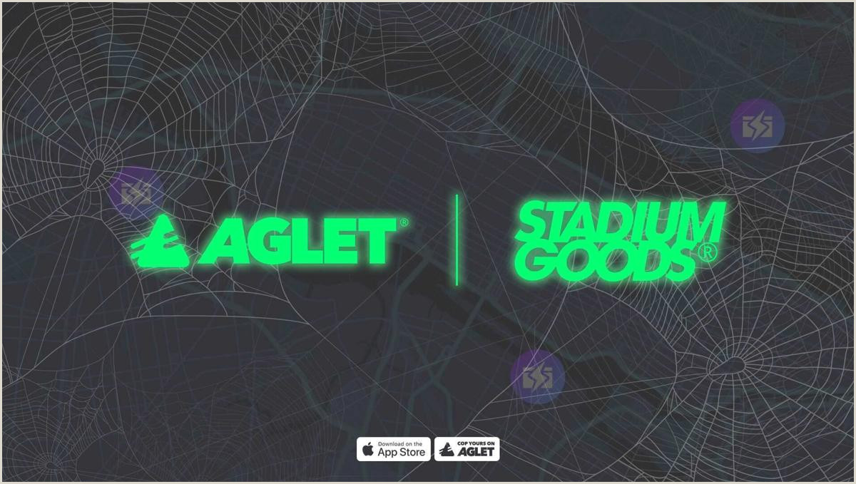 Make A Buisness Card Aglet Launches First Digital Scavenger Hunt With Stadium