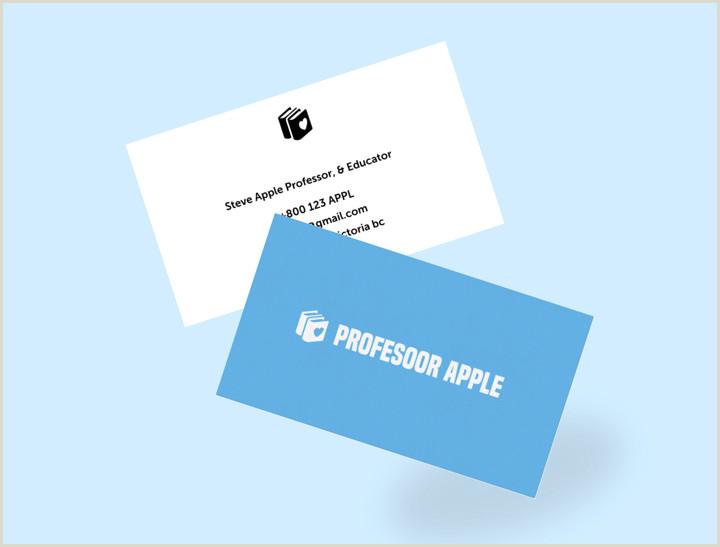 Make My Own Business Card Business Card Maker Create Custom Designs Line Namecheap
