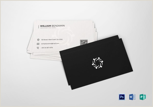 Make Personal Business Cards 30 Best Collection Of Personal Business Card Templates