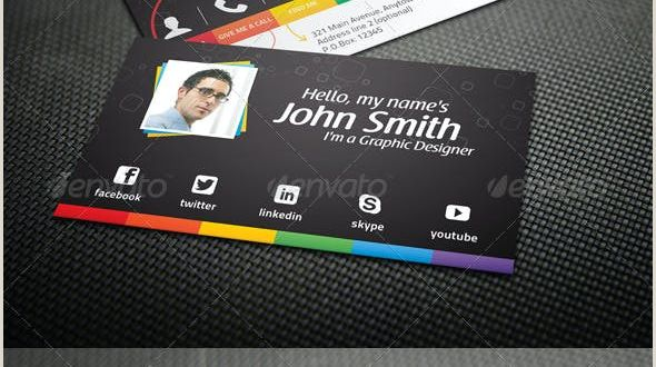 Make Personal Business Cards Personal Business Card Templates & Designs From Graphicriver
