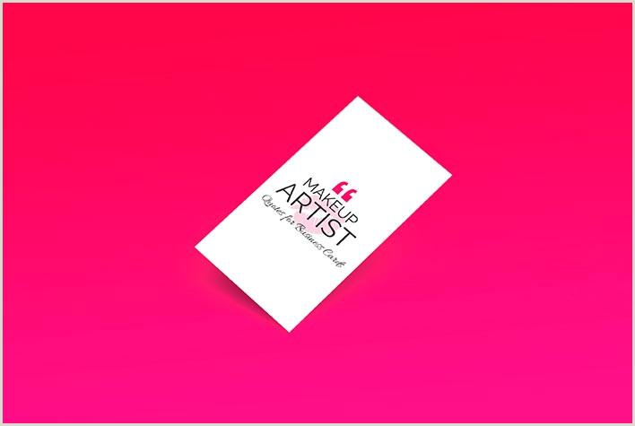 Makeup Artist Business Cards Examples Makeup Artist Quotes For Business Cards Doing The Artist