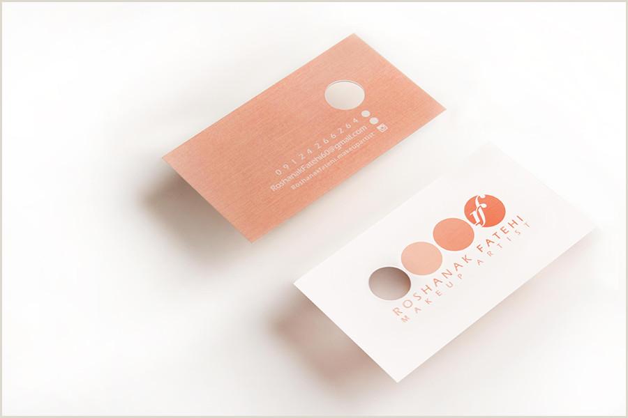 Makeup Artist Business Cards Examples Top 25 Professional Makeup Artist Business Card Ideas
