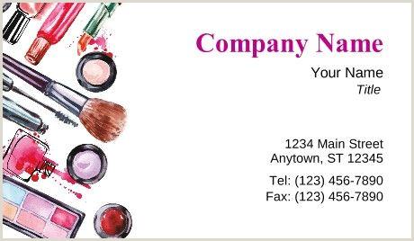 Makeup Business Card Ideas Make Up & Cosmetics Business Cards Makeup