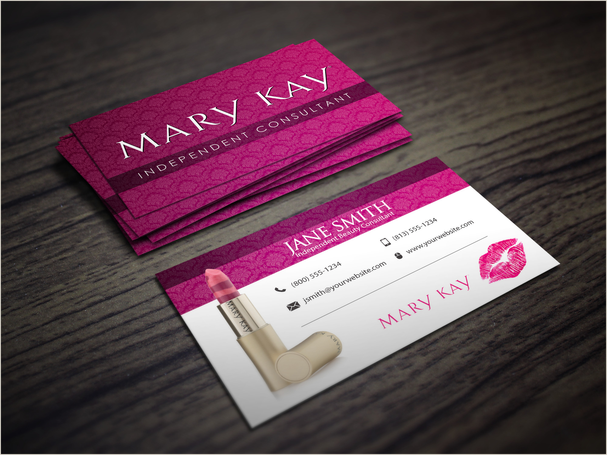 Mary Kay Cosmetics Business Cards Unique Mary Kay Business Cards Free Shipping