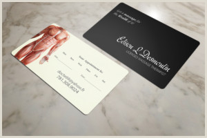 Massage Therapy Business Cards Unique Massage Business Cards