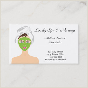 Massage Therapy Business Cards Unique Massage Cartoon Gifts & Gift Ideas