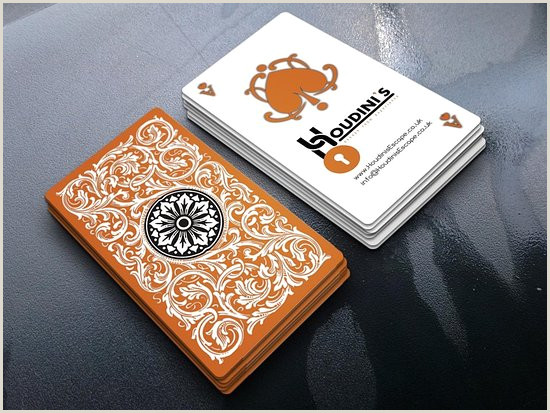 Media Company Business Cards Business Cards Picture Of Houdini S Escape Room Experience