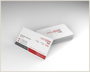 Media Company Business Cards Media Business Cards