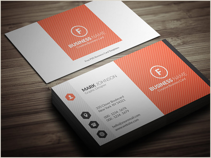 Mini Business Card Template Free Business Card Designs Templates