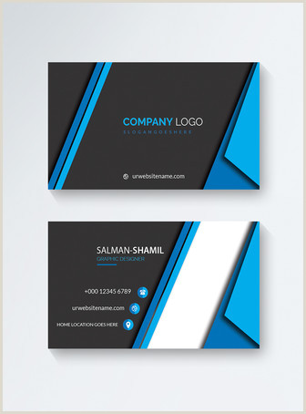 Modern Business Card Modern Business Card Template Image Picture Free