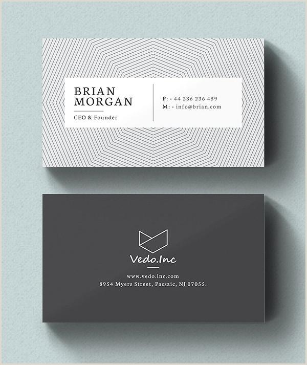 Modern Business Card Templates Free 25 New Modern Business Card Templates Print Ready Design